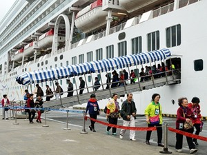 Full steam ahead for cruise tourism sector