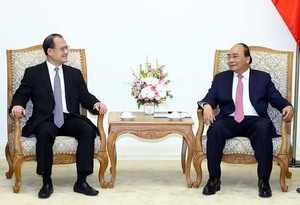 Prime Minister welcomes Hong Kong-Viet Nam Chamber of Commerce Chairman