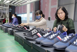 A billion pairs of shoes exported