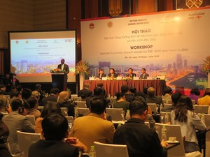 VN urged to shift to productivity, innovation-based economy