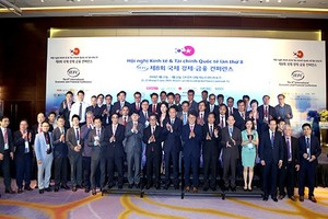 Viet Nam, South Korea to intensify co-operation in finance