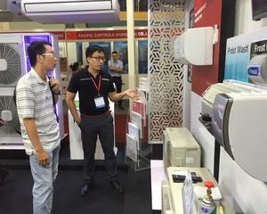 HVACR Vietnam expo opens in HCM City
