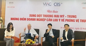 VN companies urged to prepare for US-China trade war impacts