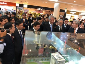 Mapletree and Saigon Co.op unveil office twin towers in HCM City