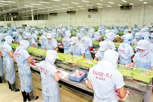 Food processing growth stable