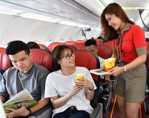 Vietjet offers promotional tickets to mark new route to Tokyo