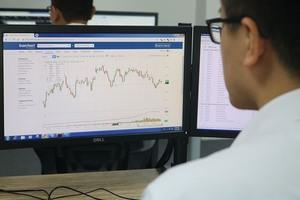 Vietnam stocks change little as caution high