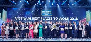Vinamilk tops 100 Best Places to Work in Viet Nam