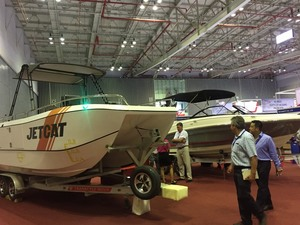 International Maritime Expo opens in HCM City