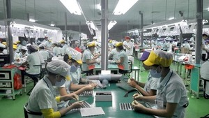 National IIP down almost 17% in February