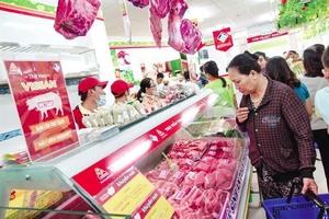HCM City to ensure pork supply