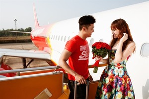 Vietjet celebrates International Women's Day with 2.4 million discounted tickets