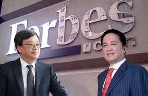 Five from Viet Nam included in Forbes billionaires list