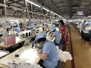 Textiles workers struggle to get by