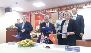 HCM City sets up pork trading floor