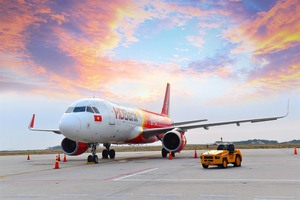 Vietjet unveils huge promotion, offers free tickets