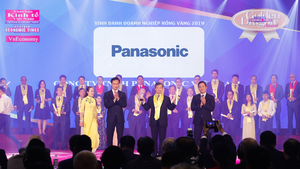 Panasonic Vietnam receives Golden Dragon 2019 Award