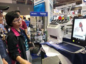 Saigon textile expo attracts over 1,000 companies