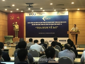 VN to boost IoT applications in enterprises