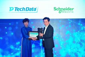 Tech  Data expands relationship with Schneider Electric IT Vietnam