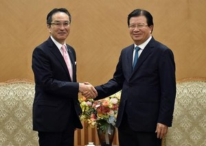 Japan's Marubeni Corp asked to boost ties with Vietnamese firms