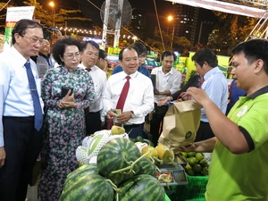Vietnamese goods week at Co.opmart
