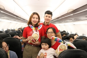 Vietjet launches Phu Quoc- Hong Kong route