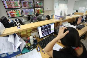 VN stocks slide on modest liquidity