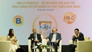 Nestlé claims breakthrough in children's formula