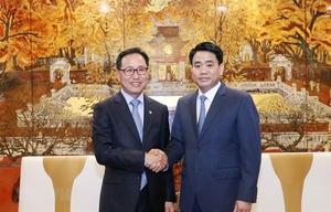 Ha Noi to facilitate construction of Samsung R&D centre