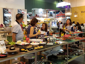 Food and hotel expo opens in HCM City