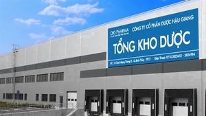 Taisho takes control of Hau Giang Pharmaceutical