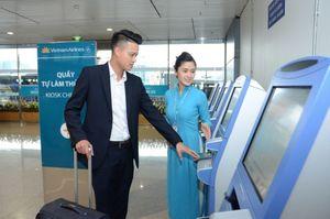 VNA self-service in Heathrow