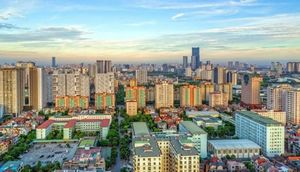 Ha Noi: Property transactions in some districts on the up in Q1