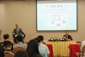 HCM City gears for years 1st Vietbuild expo