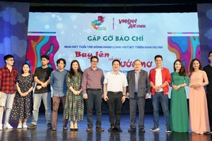 Vietjet, Youth Theatre wing artistic dreams for children