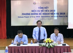 Viet Nam Pepper Association not hopeful of global price recovery