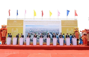 Work starts on $105m residence project in Hai Phong