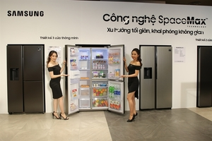Samsung to invest in fridge technology