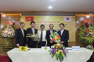 Complex to link Japanese and Vietnamese firms in supporting industries