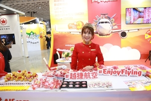 Vietjet  joins 2019 Taipei Tourism Expo, offering ticket promotion