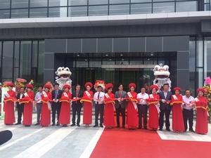 Korean Dentium debuts factory in Da Nang