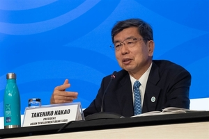 Climate and sustainable development among critical issues in 52nd ADB Meeting