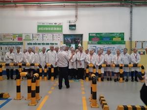La Vie plant in Long An gets water stewardship certification