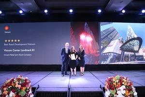 Vincom Center Landmark 81 wins best development awards
