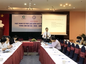 Seminar discusses decree on monopolistic on beer, alcohol and beverage sector