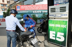 Review of policies for biofuel E5 RON 92 proposed over disappointing sales
