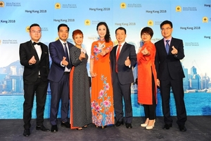 Vietnamese firms among winners of the 2019 Asia-Pacific Stevie Awards