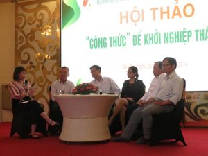 Support programme improves Ben Tre start-up climate