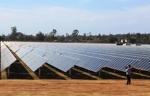 Quang Ngai solar plant debuts
